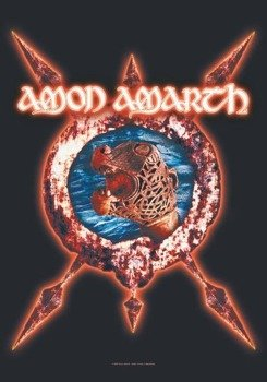 flaga AMON AMARTH - SHIP