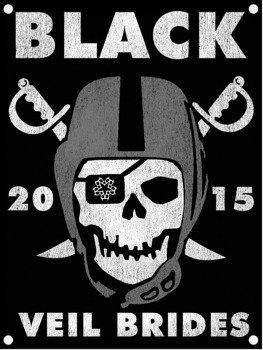 flaga BLACK VEIL BRIDES - MARAUDERS