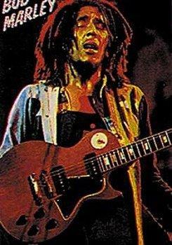 flaga Bob Marley