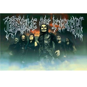 flaga CRADLE OF FILTH - BAND