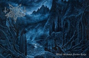 flaga DARK FUNERAL - WHERE SHADOWS FOREVER REIGN