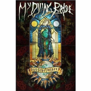 flaga MY DYING BRIDE - FEEL THE MISERY