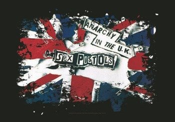 flaga SEX PISTOLS - ANARCHY IN THE U.K.