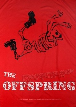 flaga THE OFFSPRING - DIVER