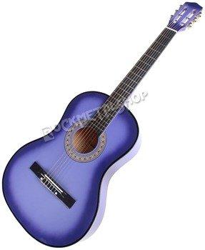 gitara klasyczna CRAFTMAN PURPLE BURST M5831/PURPLE