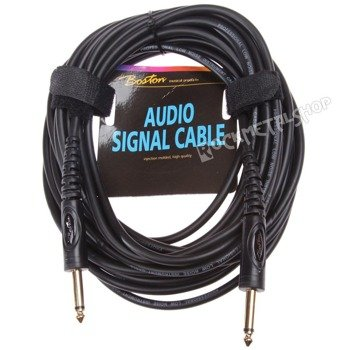 kabel instrumentalny BOSTON 9m jack prosty/prosty
