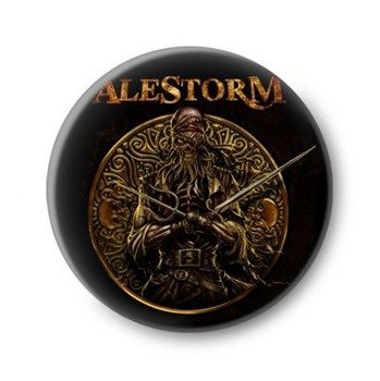 kapsel ALESTORM - BLACK SAILS AT MIDNIGHT