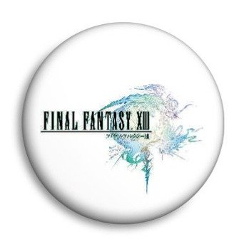 kapsel FINAL FANTASY XIII Ø25mm