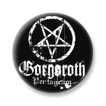 kapsel GORGOROTH - PENTAGRAM WHITE