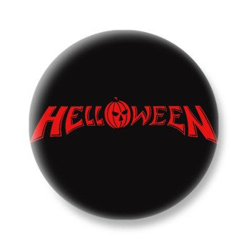 kapsel HELLOWEEN - RED LOGO