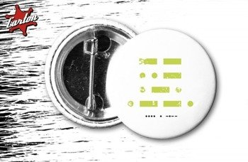 kapsel HEY - MURP biało-zielony