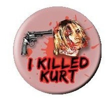 kapsel I KILLED KURT
