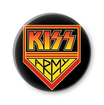 kapsel KISS - ARMY
