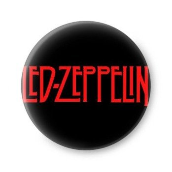 kapsel LED ZEPPELIN - LOGO