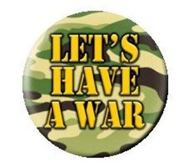 kapsel LET'S HAVE A WAR