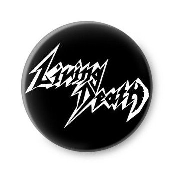 kapsel LIVING DEATH - LOGO