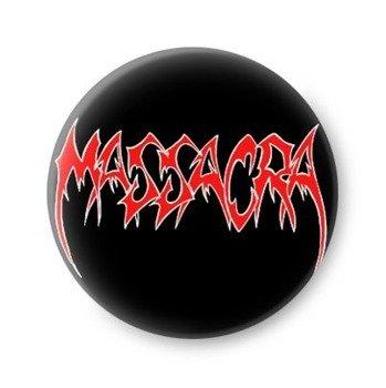 kapsel MASSACRA - LOGO