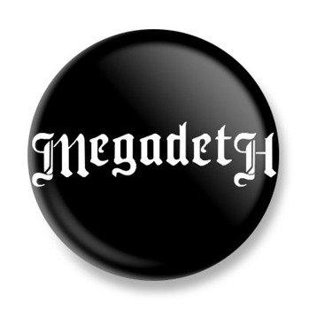kapsel MEGADETH - OLD LOGO