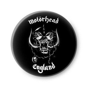 kapsel MOTORHEAD - ENGLAND