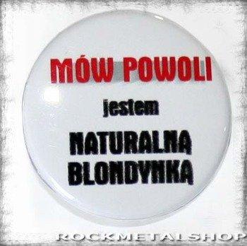 kapsel MÓW POWOLI