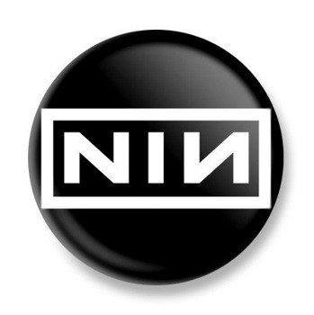 kapsel NINE INCH NAILS - LOGO