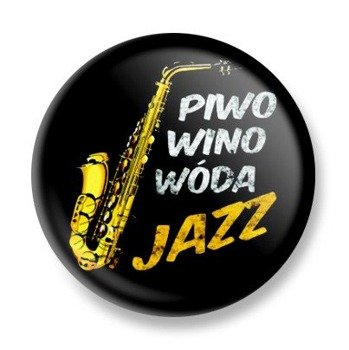 kapsel PIWO WINO WÓDKA JAZZ Ø25mm