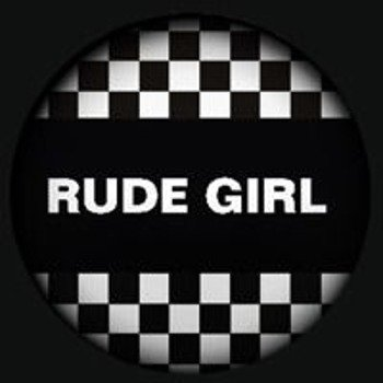 kapsel RUDE GIRL