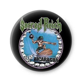 kapsel SACRED REICH - SURF NICARAGUA