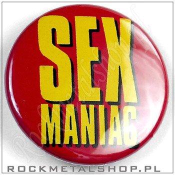 kapsel SEX MANIAC