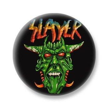 kapsel SLAYER - GREEN DEVIL
