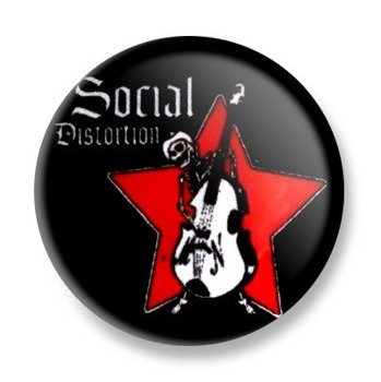 kapsel SOCIAL DISTORTION