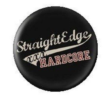 kapsel STRAIGHT EDGE HARDCORE