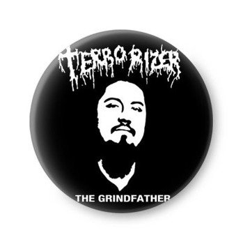 kapsel TERRORIZER - JESSE PINTADO THE GRINDFATHER