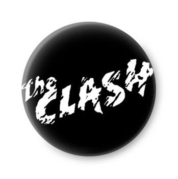 kapsel THE CLASH - LOGO