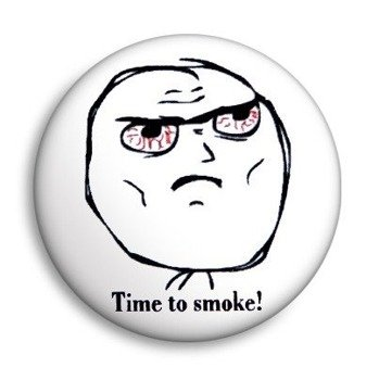 kapsel TIME TO SMOKE Ø25mm