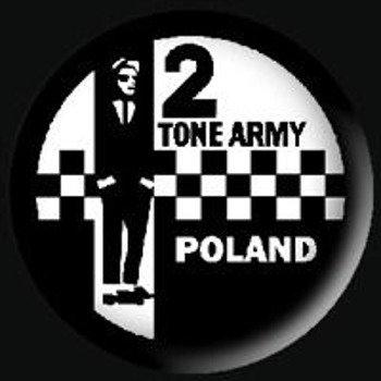 kapsel TWO TONE ARMY - POLAND