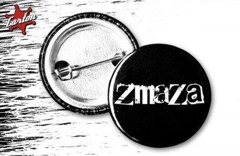 kapsel ZMAZA - TO NIE MY logo czarny