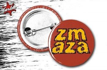 kapsel ZMAZA - TO NIE MY logo duże