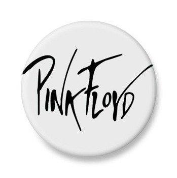 kapsel biały PINK FLOYD - LOGO