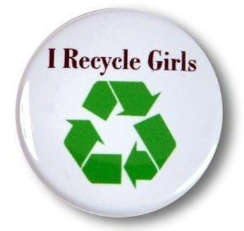 kapsel mały I RECYCLE GIRLS