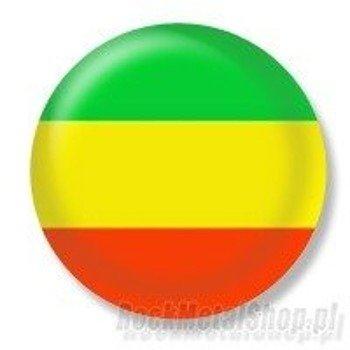 kapsle RASTA FLAG średni