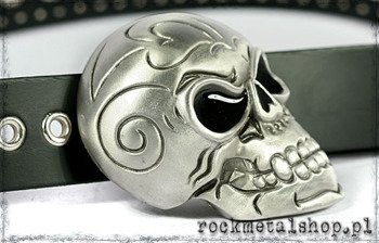 klamra do pasa TRIBAL SKULL