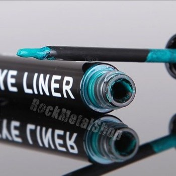konturówka do oczu (eyeliner), kolor TURKUSOWY / TURQUOISE