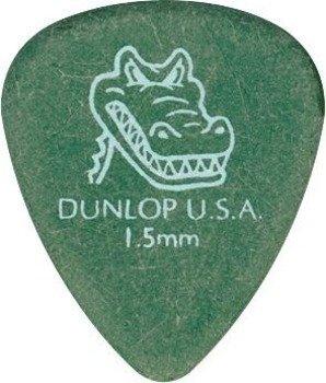 kostka gitarowa DUNLOP GATOR GRIP STANDARD 1.5mm (417R1.5)