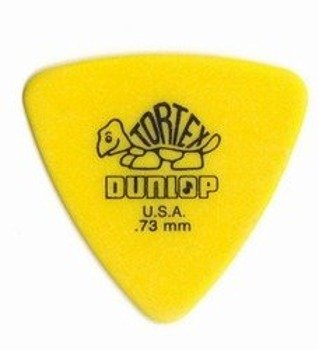 kostka gitarowa DUNLOP TORTEX TRIANGLE .73mm (431R73)