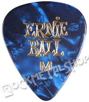 kostka gitarowa ERNIE BALL PEARLOID blue