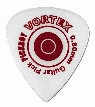kostka gitarowa PICKBOY VORTEX 0,80mm