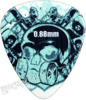 kostka gitarowa ROCK PICK - DUST MASK