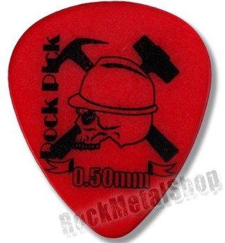 kostka gitarowa ROCK PICK / FIREMAN SKULL