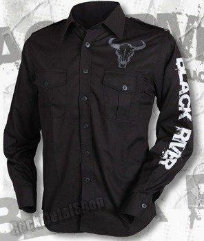 koszula BLACK RIVER - BLACK'N'ROLL